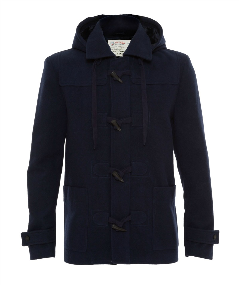 For the boys; Old Khaki winter 2014 melton jacket & plaid ...