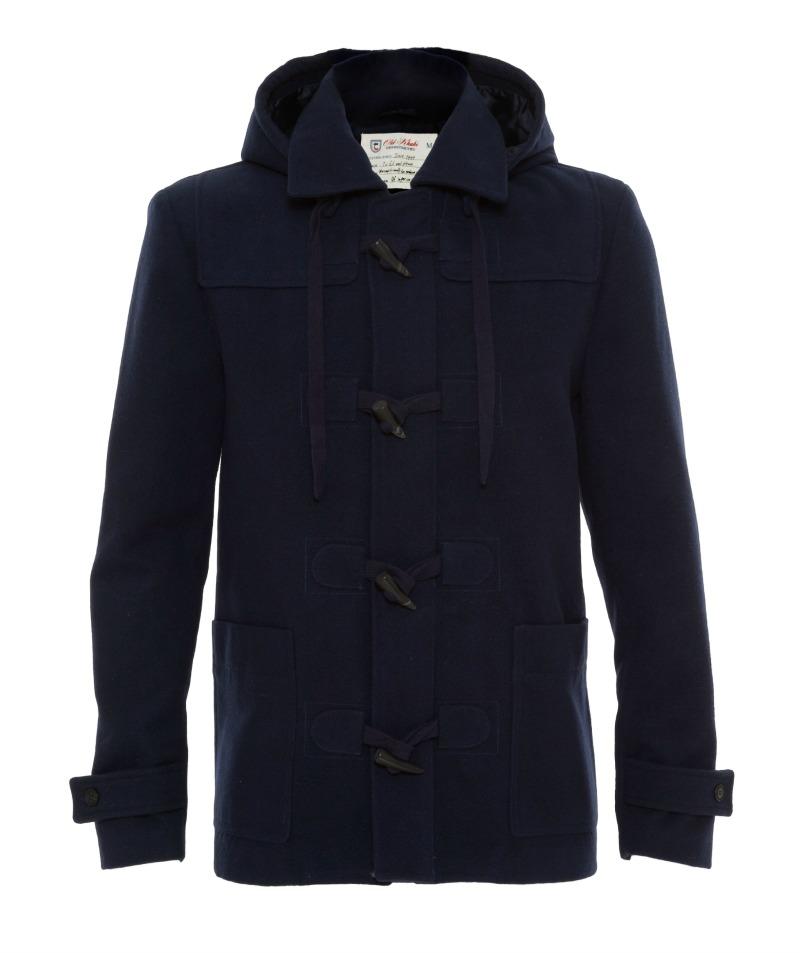 For the boys; Old Khaki winter 2014 melton jacket & plaid