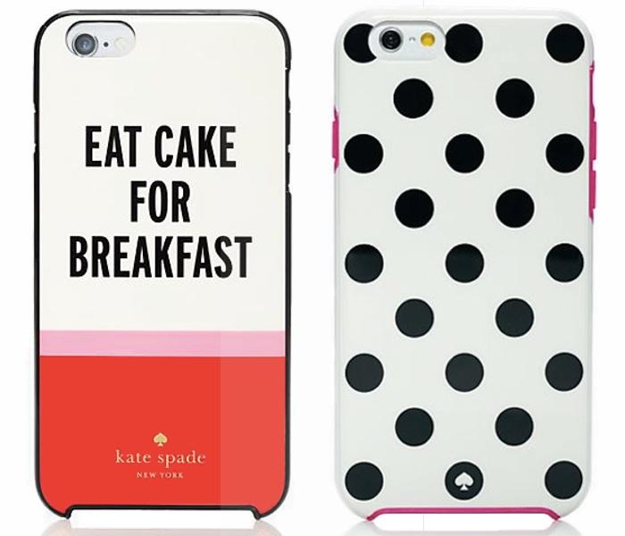 best service 405f1 f6913 Kate Spade iPhone 6 Plus case - cloudsdrummond