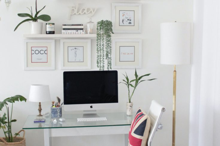 Home Office Header Image: 10 Tips to Work From Home